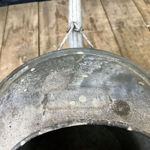 Galvanised 2 Gallon Watering Can - No. 4