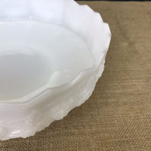 Load image into Gallery viewer, Milk Glass Fruit Bowl