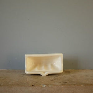 Vintage Ceramic Wall Mounted Soap Dish