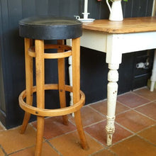 Load image into Gallery viewer, Vintage Bentwood Bistro Barstool