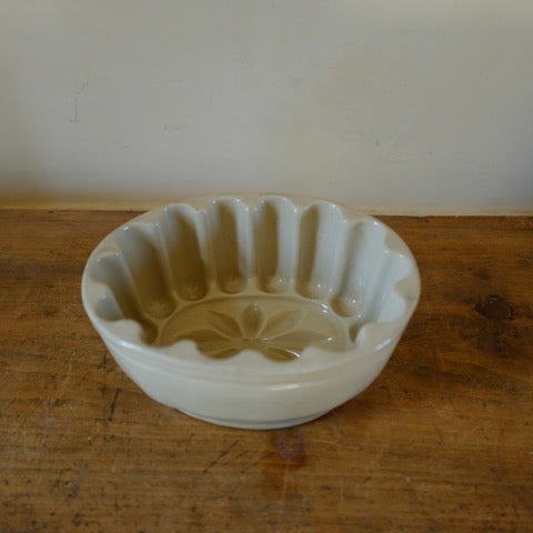 Vintage Ceramic Jelly Mould