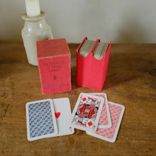 Load image into Gallery viewer, Vintage Chas Goodall & Sons Patience Playing Cards