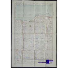 Load image into Gallery viewer, War Office Vintage OS Map - Scotland - Thurso & Reay