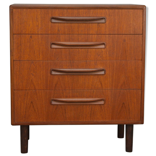Mid Century Vintage G Plan Chest of Drawers