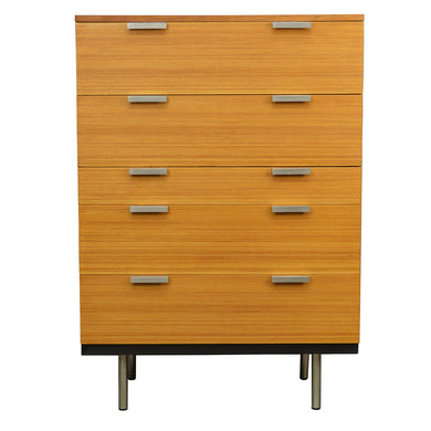 Mid Century Tall Chest of Drawers by Stag