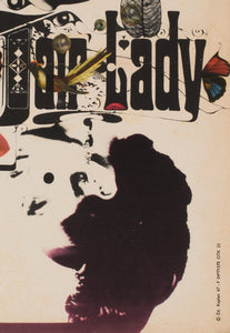 My Fair Lady 1967 Czech Film Poster