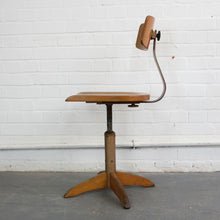 Load image into Gallery viewer, 1930s German Desk Chair By Ama Elastik