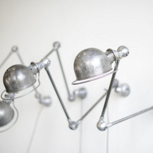 Industrial Task Lamps By Jielde Circa 1950s