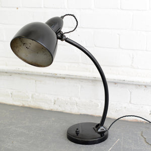 MODERNIST 1930S DESK LAMP BY RUTON