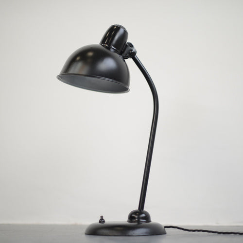 Early Model 6551 Kaiser Idell Table lamp Circa 1930s