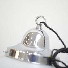 Load image into Gallery viewer, English Opaline Pendant Light Circa 1930s