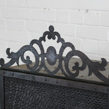Load image into Gallery viewer, Gothic Revival Blacksmith Made Smoke Cabinet Circa 1880