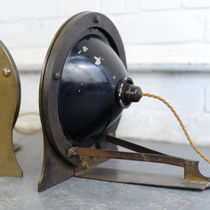 Early 20th Century Stage Lights Circa 1910