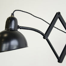Load image into Gallery viewer, Model 6614 Kaiser Idell Scissor Lamp Circa 1930s