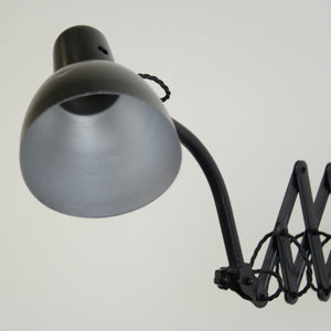 Wall Mounted Italian Scissor Lamp By Raptek Circa 1940s
