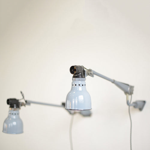 Task Lamps By Ernst Rademacher Circa 1930s