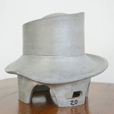 Cast Aluminium Hat Forms Circa 1930s-2