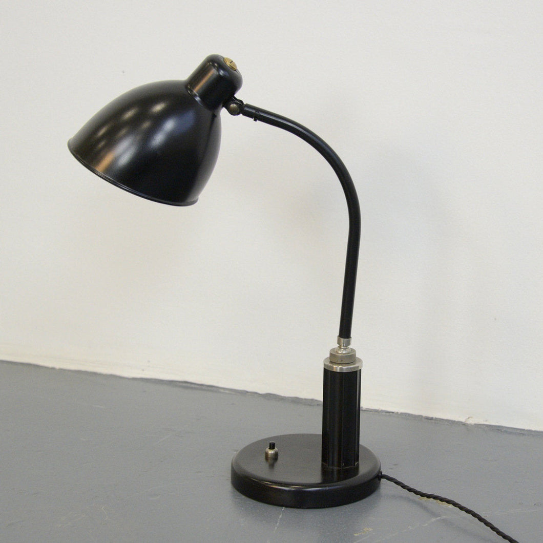 Favorit Model Desk Lamp By Molitor Circa 1930s
