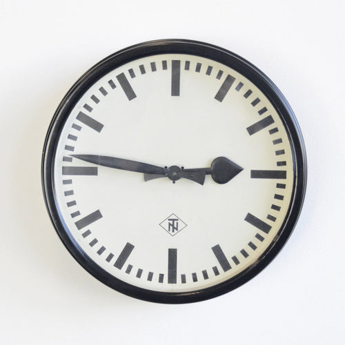 German Office Clock Circa 1950s