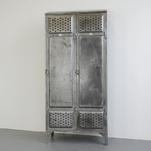 Industrial Lockers By Kuppersbusch Circa 1920s