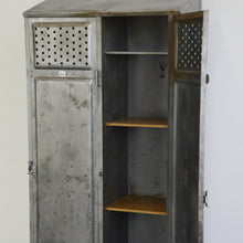 Load image into Gallery viewer, Industrial Lockers By Kuppersbusch Circa 1920s