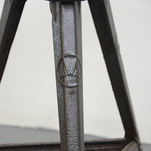 Load image into Gallery viewer, INDUSTRIAL STOOL BY ROWAC CIRCA 1920S-01173