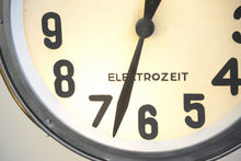 Load image into Gallery viewer, Large Double Sided Light Up Clock By Elektrozeit