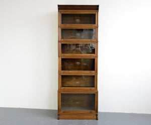 Large Early 20th Century Bookcase By Soennecken