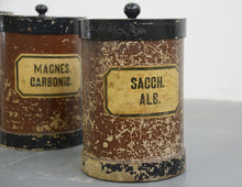 Load image into Gallery viewer, Large German Apothecary Jars Circa 1920s