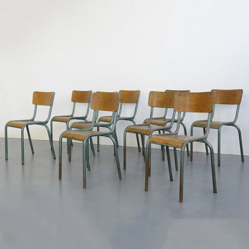 Mullca Model 510 Chairs Circa 1940s