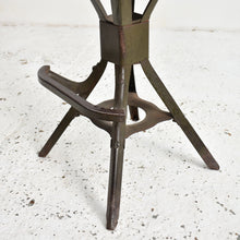 Load image into Gallery viewer, Original Antique Evertaut Stool