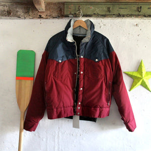 Vintage Denver Down Winter Jacket