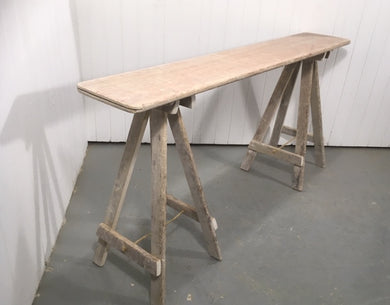 Single Potters Boards Table