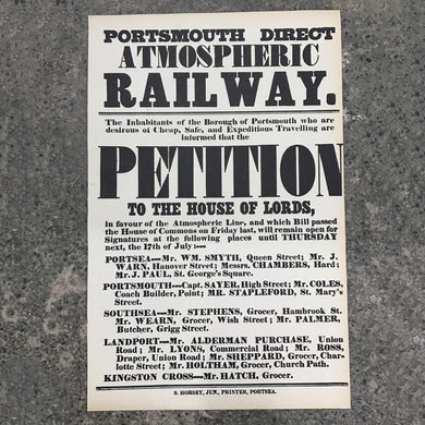 Portsmouth direct petition print