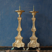 Load image into Gallery viewer, Pair of Church Candlesticks