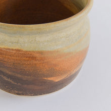 Load image into Gallery viewer, Small Vintage Studio Pottery Stoneware Plant Pot