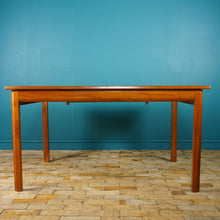 Load image into Gallery viewer, EXTENDING TEAK DINING TABLE BY WHITE & NEWTON
