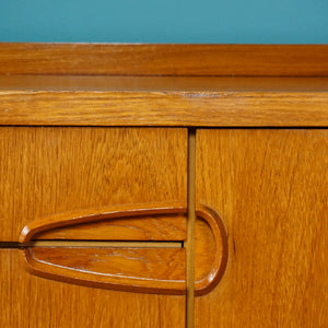 Mid Century Teak Remploy Sideboard
