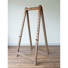 Load image into Gallery viewer, Pitch Pine Large Artists Studio Easel