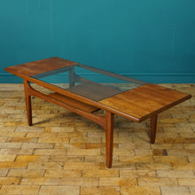 Load image into Gallery viewer, G PLAN FRESCO COFFEE TABLE V.B WILKINS
