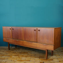 Load image into Gallery viewer, MID CENTURY TEAK PORTWOOD SIDEBOARD