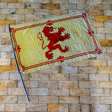 Load image into Gallery viewer, Scottish Lion Rampant Flag
