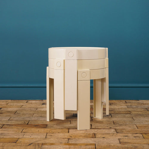 Dutch Nest of Three Tables for Flair c1970