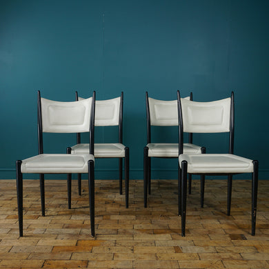 Set of 4 G Plan E-Gomme Librenza Chairs