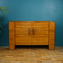 Load image into Gallery viewer, F.H. Marshall Art Deco Sideboard c.1930s