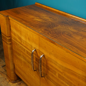 F.H. Marshall Art Deco Sideboard c.1930s