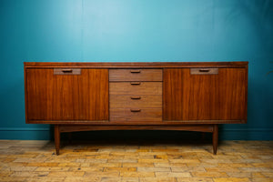 White & Newton Sideboard Designed by Arthur Edwards c.1960