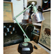 Load image into Gallery viewer, BAUHAUS Curt Fischer 1950s East German Task Lamp By Midgard