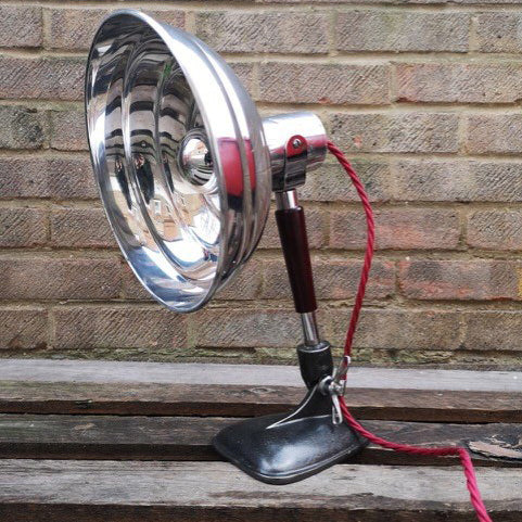 Vintage 1960s Pifco Medical Desk Lamp #1