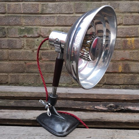 Vintage 1960s Pifco Medical Desk Lamp #2